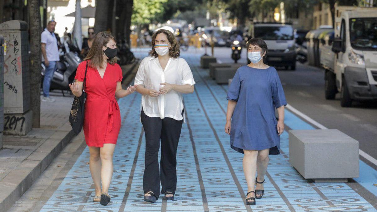 Barcelona triplica sus nuevos positivos en una semana y activa las alarmas del Ayuntamiento