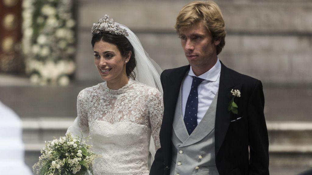 Alessandra de Osma y Christian de Hannover han sido padres de mellizos