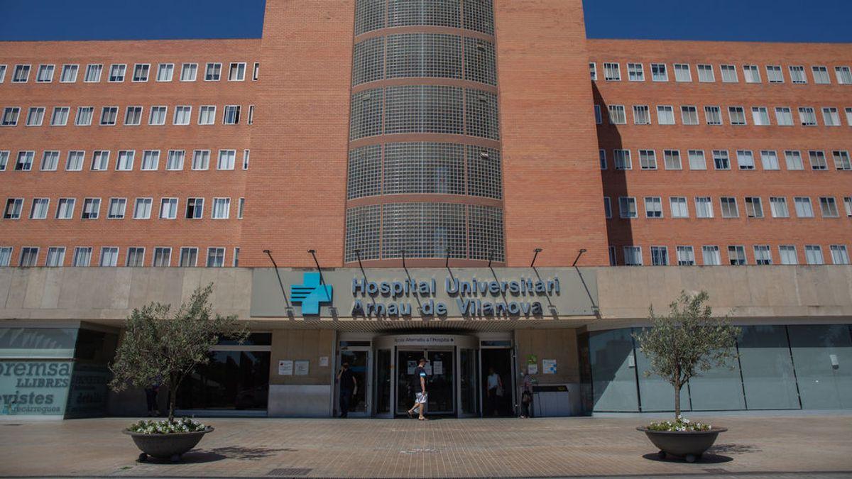 Los pacientes con COVID-19 que ingresan en Lleida están tan graves como en marzo