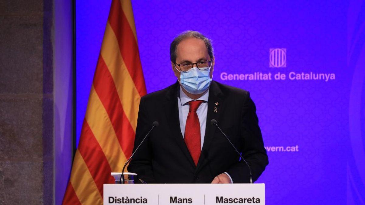 Torra impondrá por decreto el confinamiento de Lleida