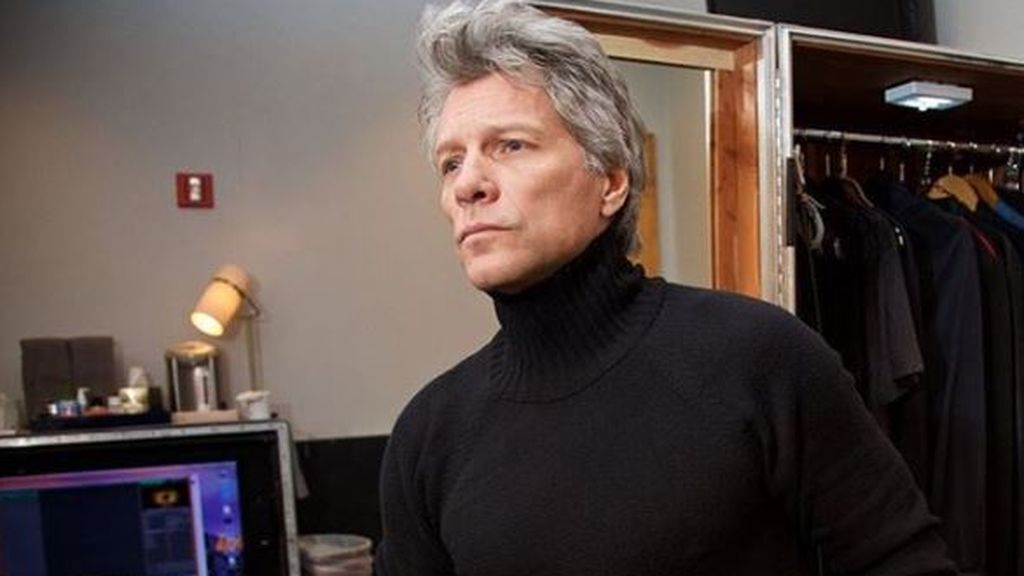 Jon Bon Jovi confiesa sus canciones preferidas de 'Keep The Faith' y 'These Days'