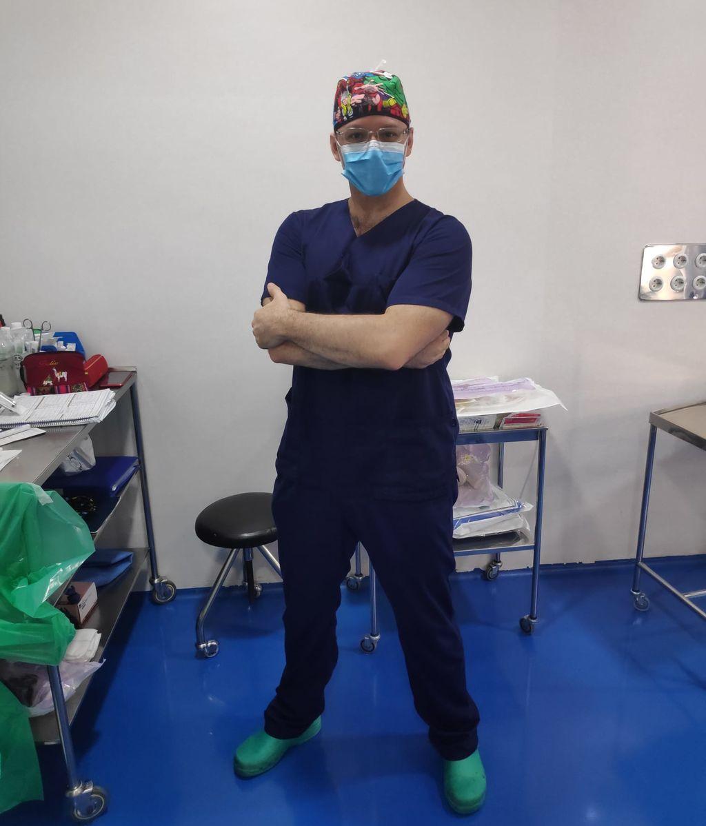 Doctor Nicolás Ruiz