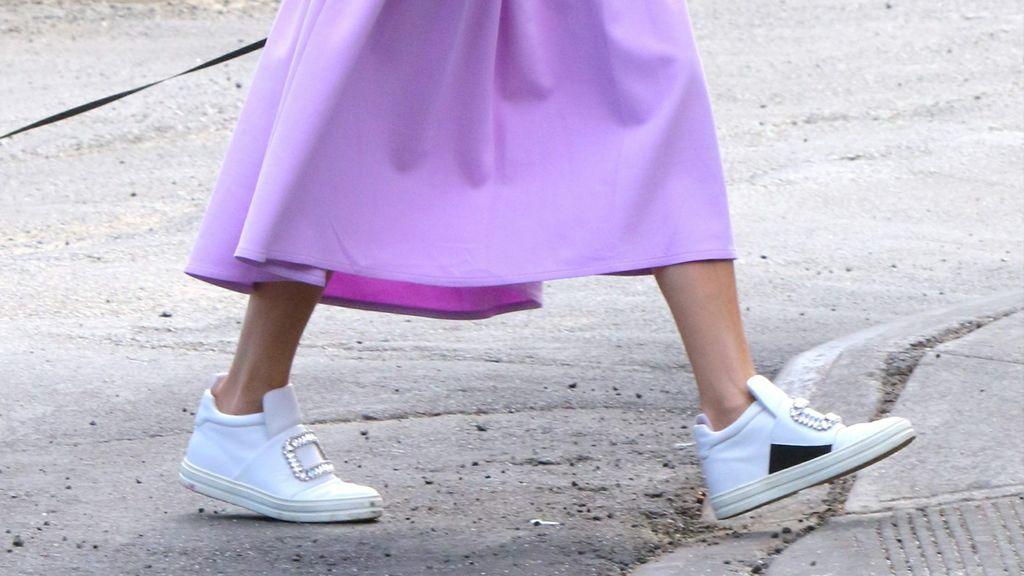 Zapatillas de moda: 5 deportivas para 5 looks muy distintos