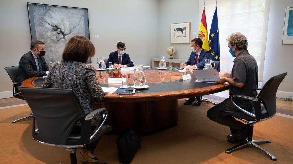 El Gobierno no se plantea imponer el estado de alarma por los rebrotes en Cataluña