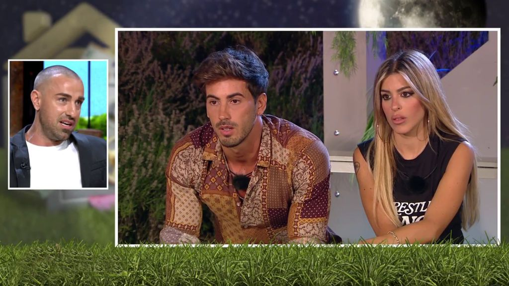 Rafa Mora salda sus cuentas pendientes con Iván y Oriana La casa fuerte 2020 Gala 10