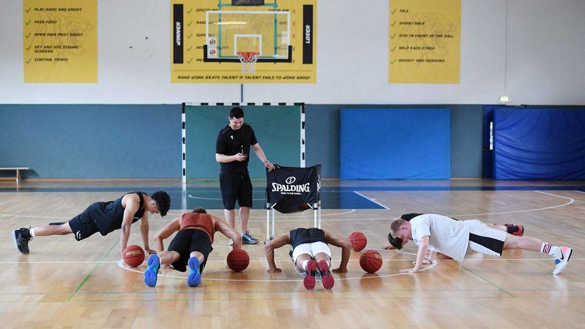 Ejercicios para mejorar la fuerza en baloncesto: cómo entrenarla