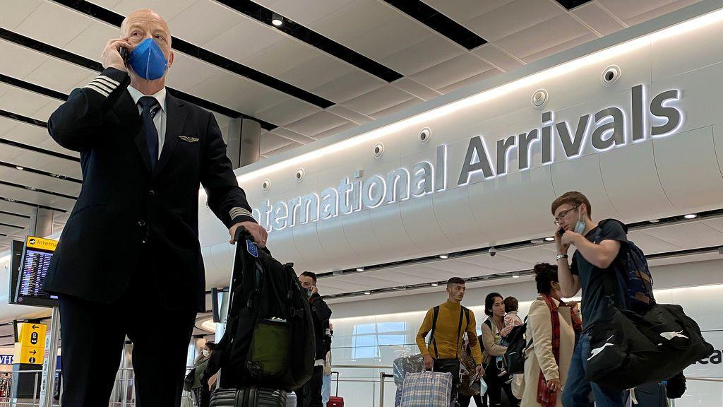 Reino Unido exigirá un permiso de viaje a los comunitarios a partir de 2025