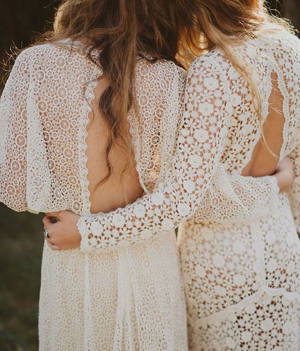 Vestido de Immaclé