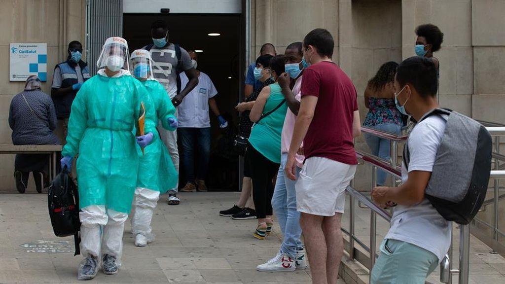 """Última hora del coronavirus: """"Las CCAA tienen que tener reservas de material médico para ocho semanas"""""""
