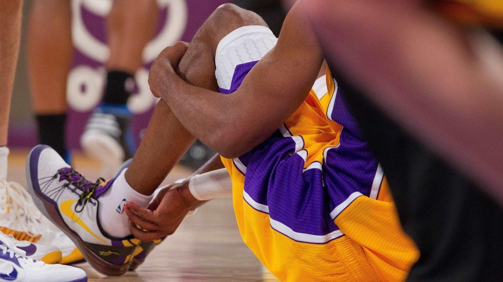 Las peores lesiones vistas en partidos profesionales de baloncesto