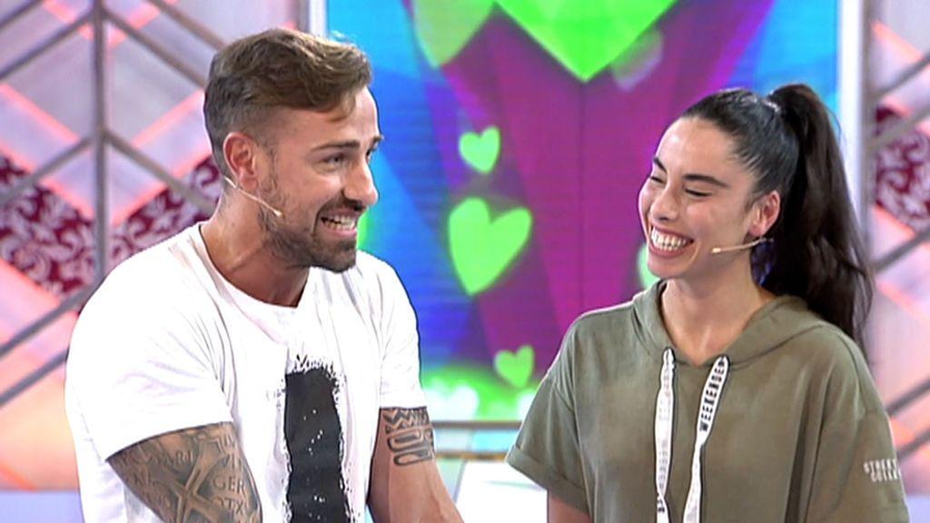 Rafa Mora y Macarena en 'Cámbiame'