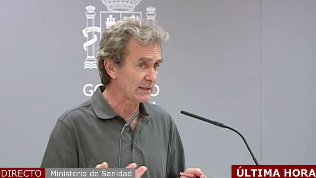 Los nuevos contagios se elevan a los 263 en las últimas 24 horas, la mayoría en Cataluña y Aragón