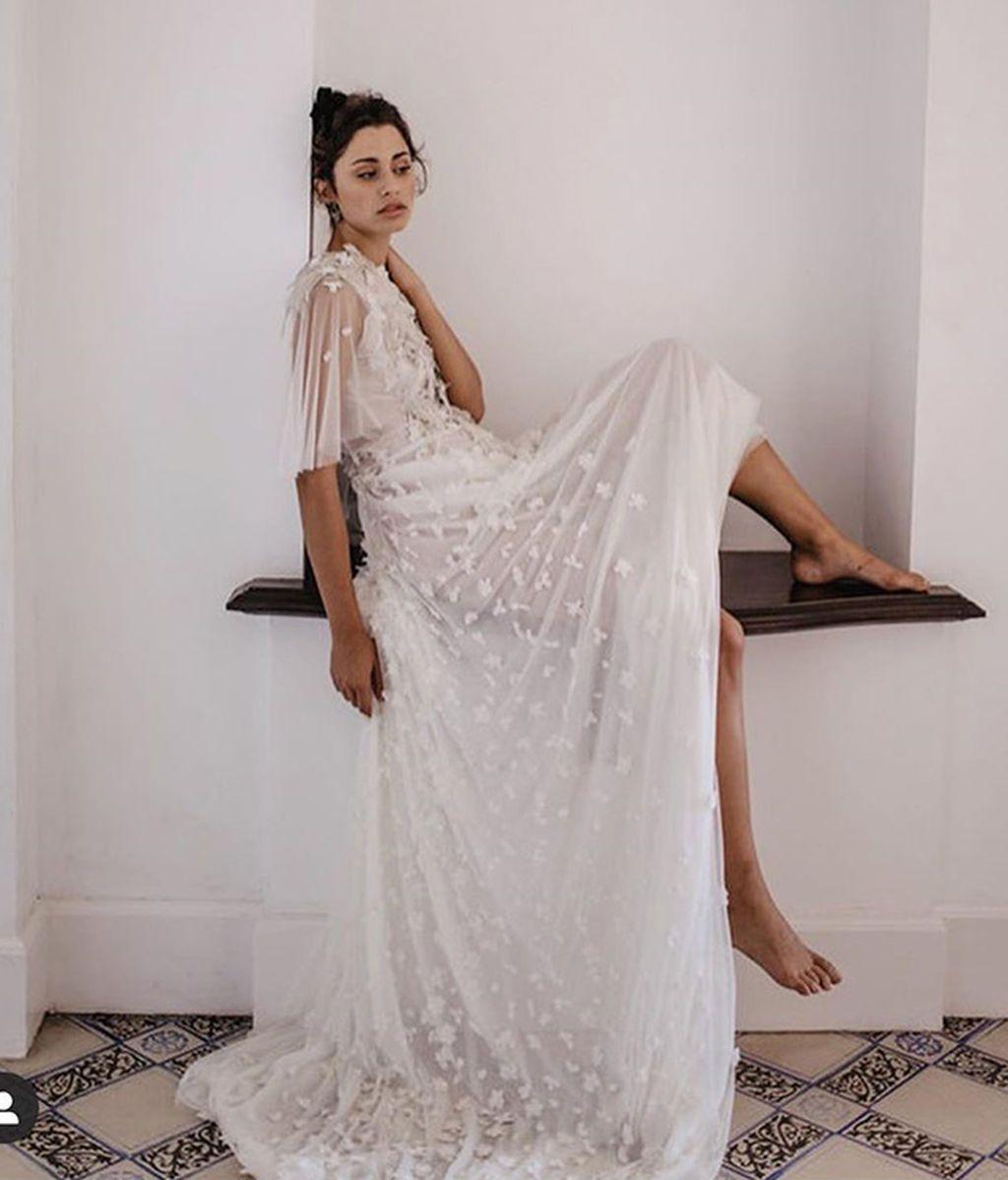 Vestido de Santos Costura