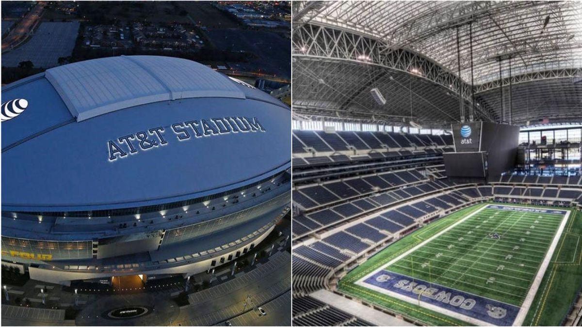 Los mejores estadios de la NFL: conoce sus nombres y capacidad