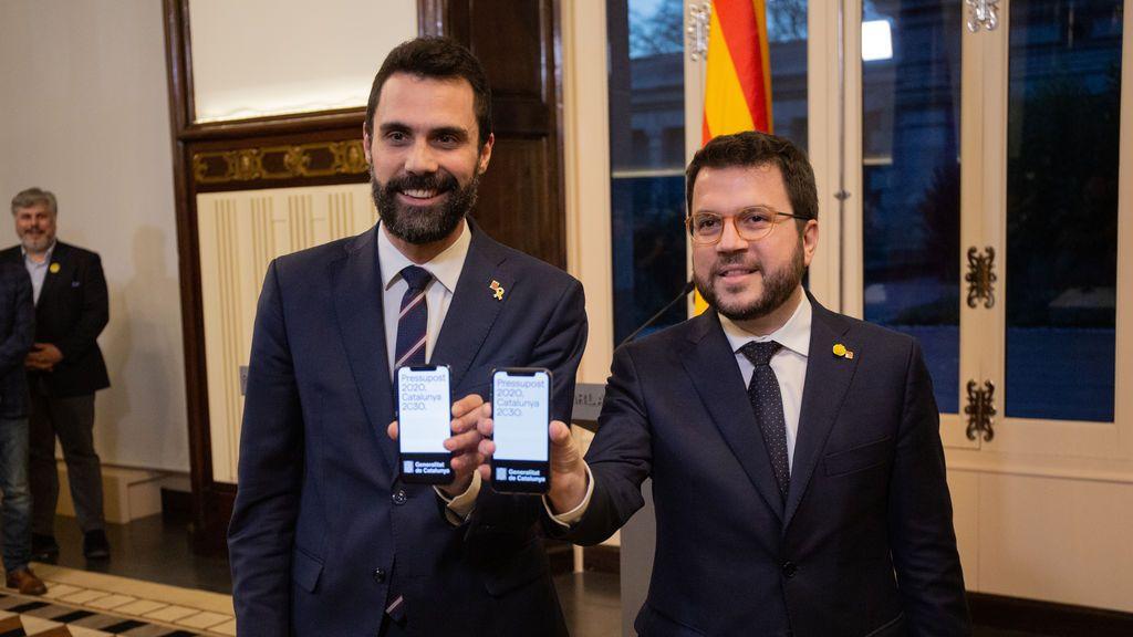 """El móvil de presidente de Parlament fue espiado por un programa que """"solo tienen los gobiernos"""""""