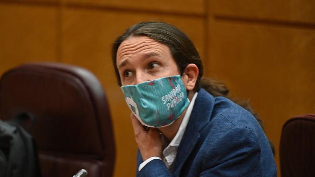 El PP ataca a Iglesias por el 'caso Dina' en el Senado: le acusa de machista, de violencia de género y pide su dimisión