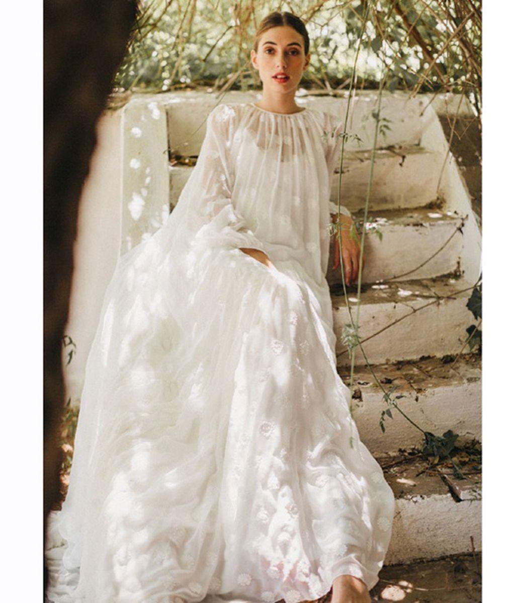 Vestido de Cherubina