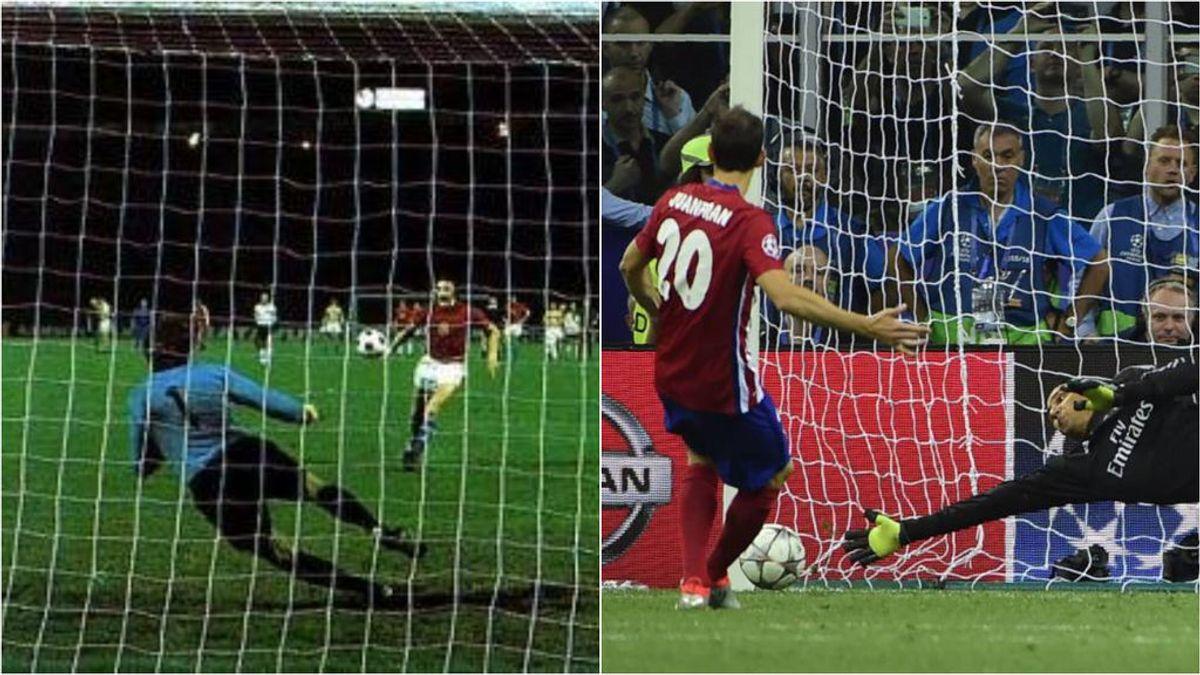 Los penalties más famosos de la historia