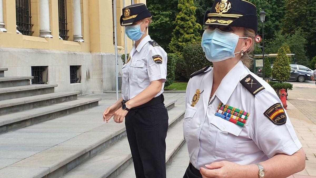 """La Policía Nacional incide en que la responsabilidad individual es """"fundamental"""" frente al coronavirus"""