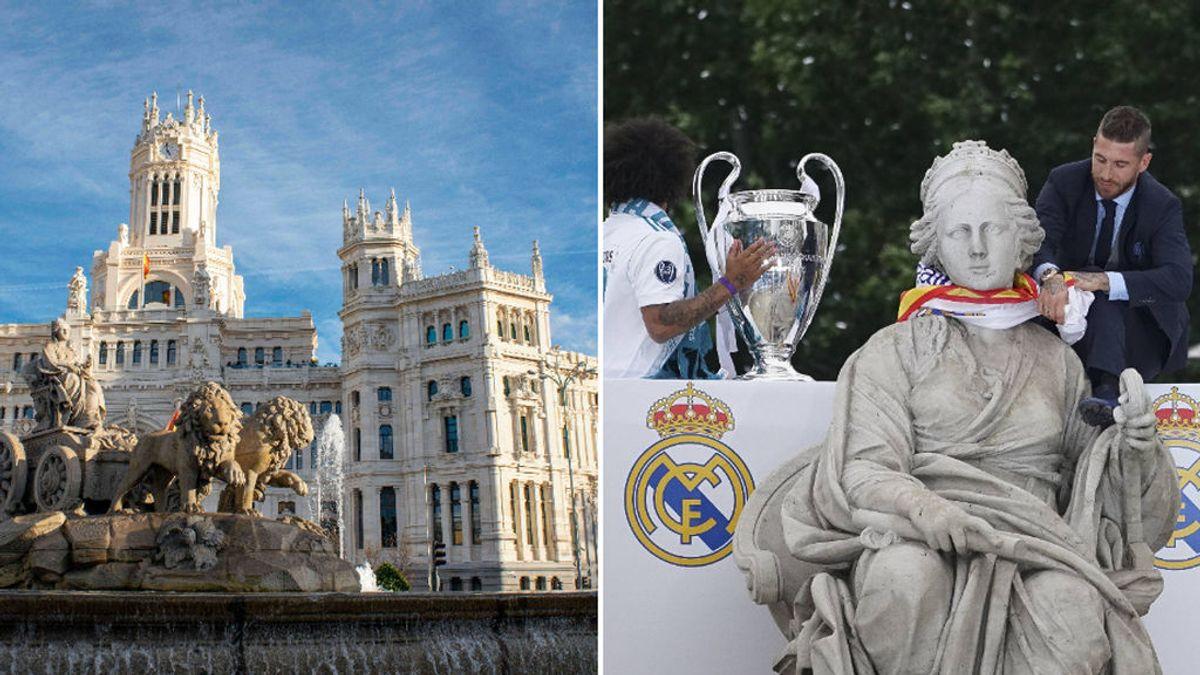 """El Ayuntamiento de Madrid pide a los aficionados que no celebren el título de Liga en Cibeles: """"Que no se acerquen"""""""