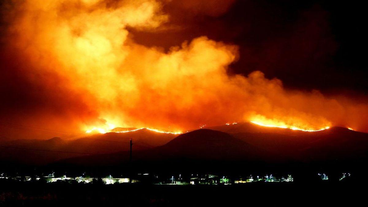 Mega incendios climáticos: los nuevos desastres climáticos a causa del calentamiento global