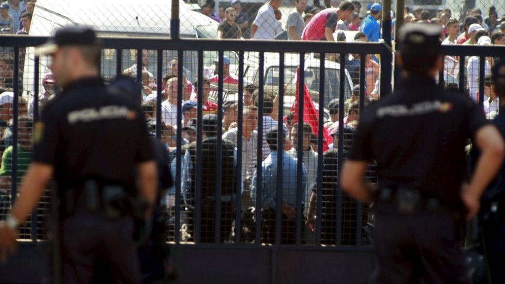 Melilla cierra la frontera con Marruecos