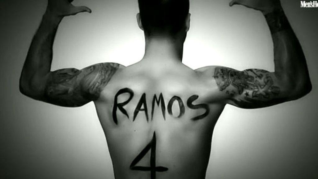 Un modelo llamado Ramos