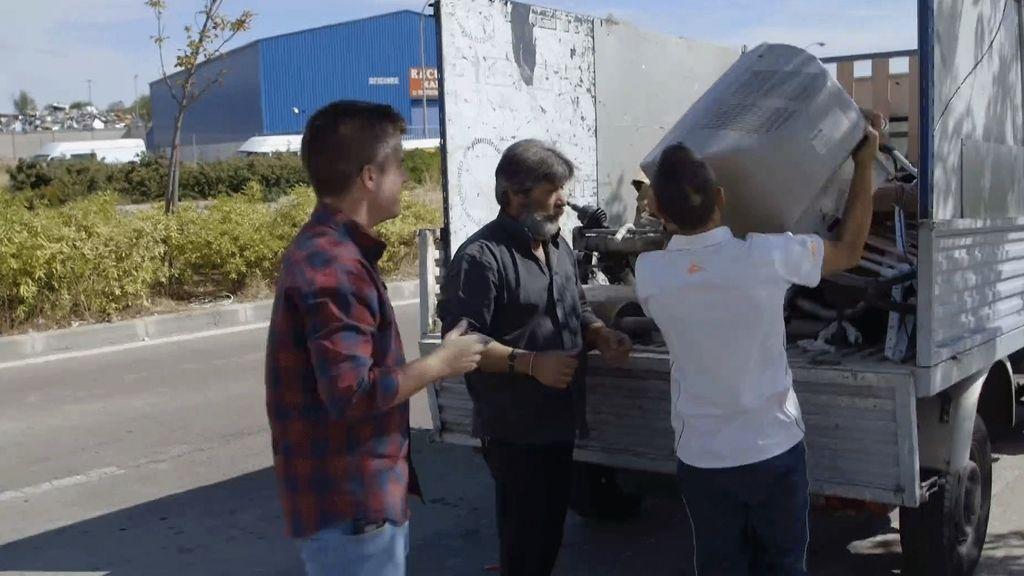 Cuánto puede llegar a costar un televisor roto en el negocio de la basura electrónica